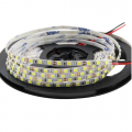BANDA LED SMD 2835, 600LED 5M, ALB RECE 4MM