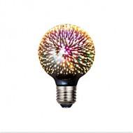 BEC LED DECO  E27 G80 3D ALB