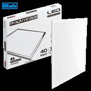 LED PANEL ST 40W 3400LM 6500K SLIM IP20 PLUS