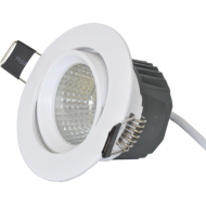 CORP INCASTRABIL  BM22 LED COB, 18W ALB NATURAL