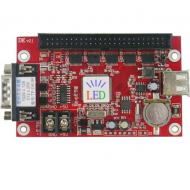 CONTROLLER DISPLAY BM-D3, USB, RS232, RGB 256X256 50 PINI