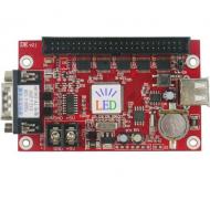 CONTROLLER DISPLAY BM-D6UR, USB, RS232, RGB 256X256 50 PINI