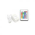 CONTROLLER RGB 3X4A, RF TELECOMANDA 24 TASTE