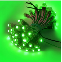 PUNCH LED 9MM 12V VERDE M9-CB