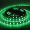 BANDA LED SMD 3528, 300LED 5M, VERDE SILICON IP64 - ECO