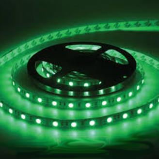 BANDA LED SMD 3528, 300LED 5M, VERDE - ECO